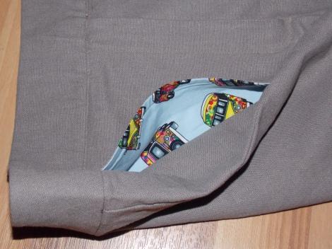 SSFF Kwik sew shorts 018