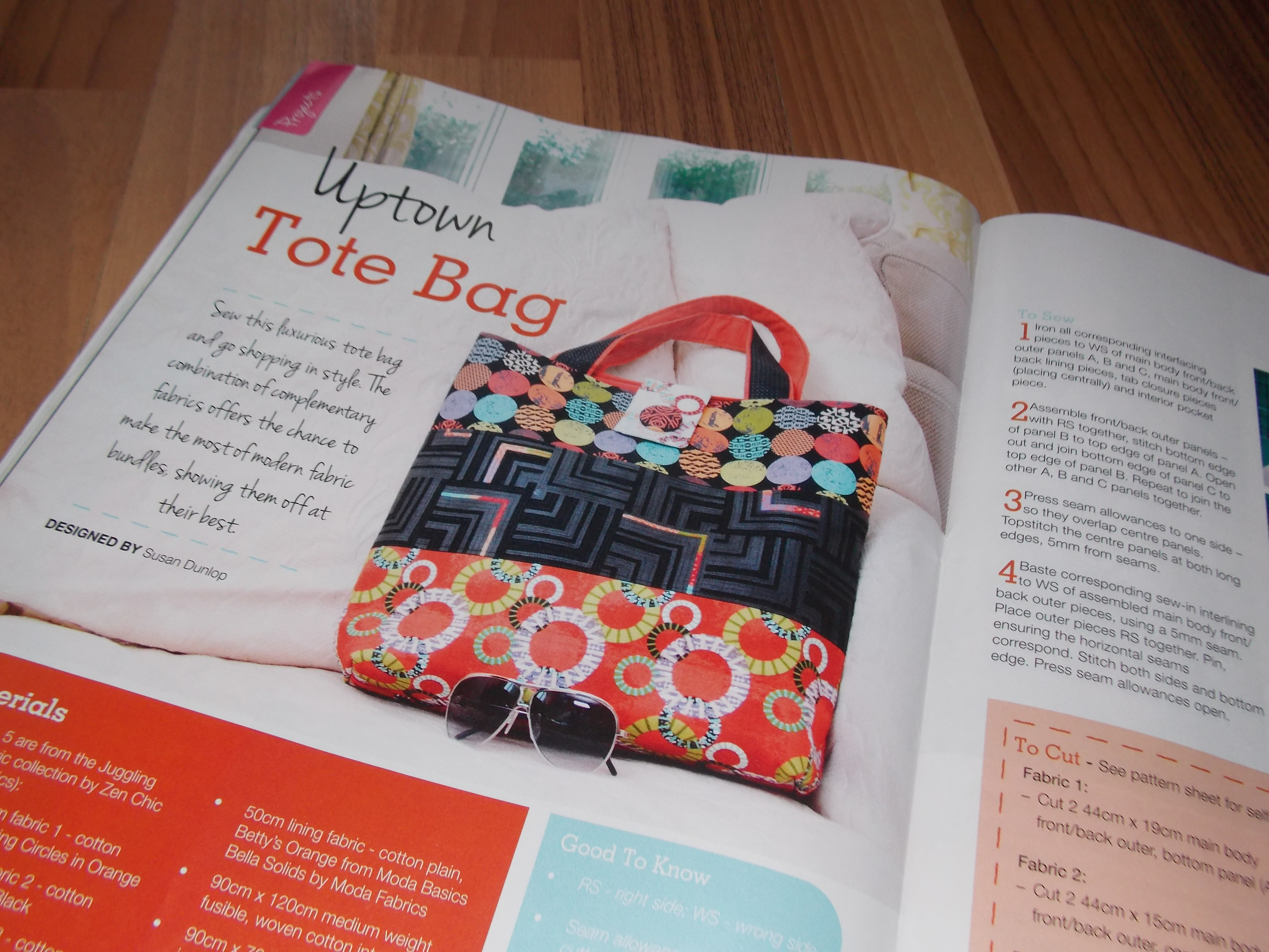 Sewing world magazine review july 2013 solely sewing image jeuxipadfo Choice Image